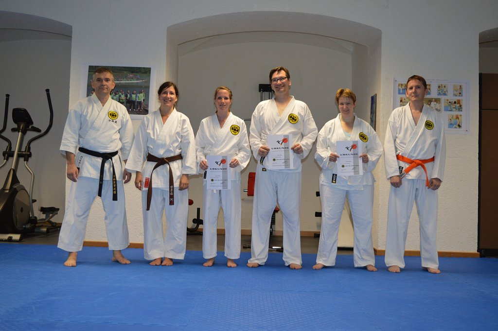2016-07-28 LfSt-Karate-Training